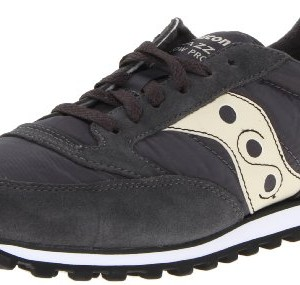 Saucony Originals hombres Sneaker,Dark Jazz Low Pro Sneaker,Dark hombres Grey/Tan,12 M US 815ee2